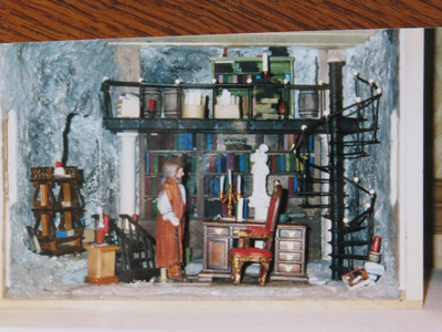 Miniature Set of Father's Chamber